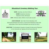Woodstock Cemetery Tour