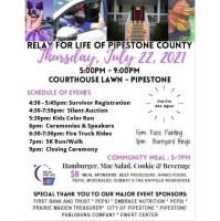 Relay for Life of Pipestone County