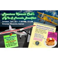 CANCELED:  Fly-In Breakfast & Plane Rides for Kids