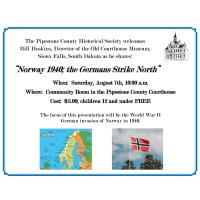 """""""Norway 1940; The Germans Strike North"""""""