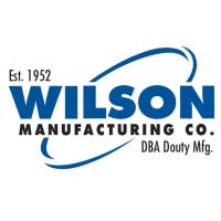 Wilson Manufacturing Co.