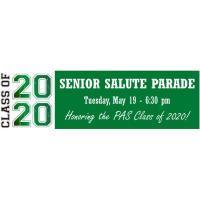 News Release: Senior Salute Parade