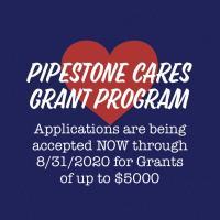 Pipestone CARES Grant Program (Deadline 8/31/20)