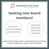 Southwest Crisis Center Seeking Board Members