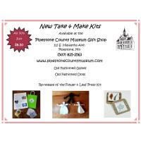 New Take & Make Activity Kits Available