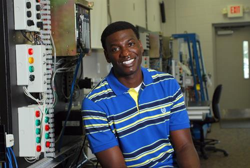 Marcus Hilliard, Electronics Engineering Technology
