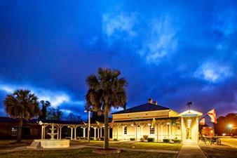 Branchville Railroad Shrine & Museum