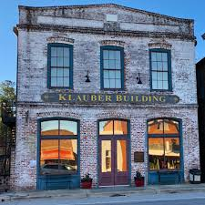Klauber Building & Visitor Center