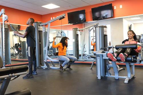 The Jonas T. Kennedy Health and Wellness Complex is a 33,000 square-foot facility that provides holistic health, nutrition, and lifelong wellness education to the Claflin University campus community and area residents.