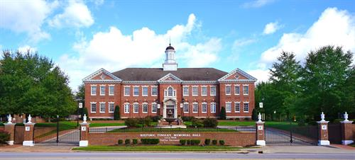 Claflin University was founded in 1869 as the first HBCU in South Carolina.