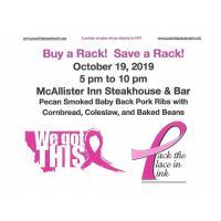 Buy a Rack! Save a Rack! Fundraiser