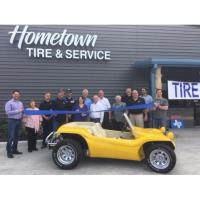 Ribbon Cutting: Hometown Tire and Service