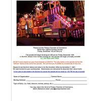 Chamber Annual Christmas Parade