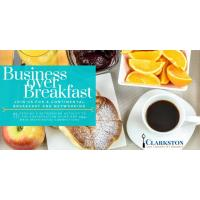 November Business Over Breakfast