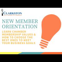 Clarkston Chamber Orientation