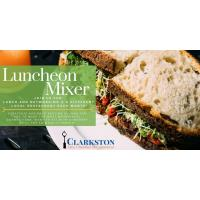 October Luncheon Mixer