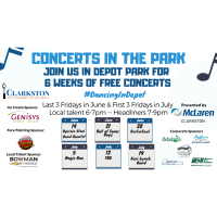 40th Annual Concerts in the Park - Ben Sharkey