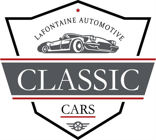 LaFontaine Classic Cars Logo