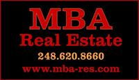 MBA Real Estate Services