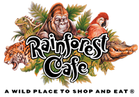 Rainforest Cafe- Dine with a Hero