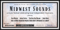 Midwest Sounds - Music Festival Celebrating Local Independent Musicians