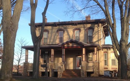 Ludington Porch Addition