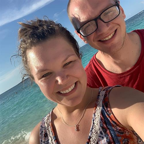 Honeymoon on Paradise Island, Bahamas
