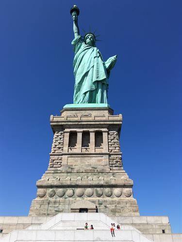 Tour of Statue of Liberty, New York City