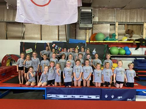 ChalkHeadZ Olympic Camp of Champions 2021
