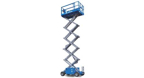 Genie 26' All terrian Scissor Lift