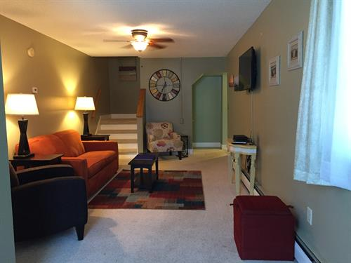 2 Bedroom Apartment within Ludington Pier House. Weekly rental only. May-October.
