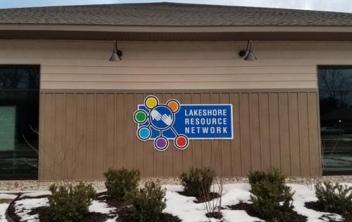 We Are Now a Part of the Lakeshore Resource Network!