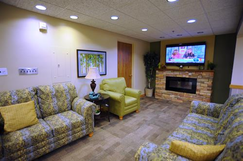 One of our common areas