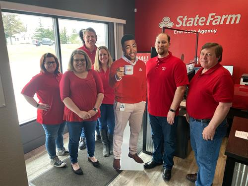 Agency Team with Jake From State Farm