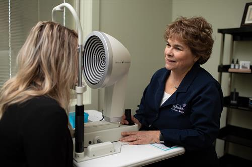 Dr. Branning specializes in Dry Eye