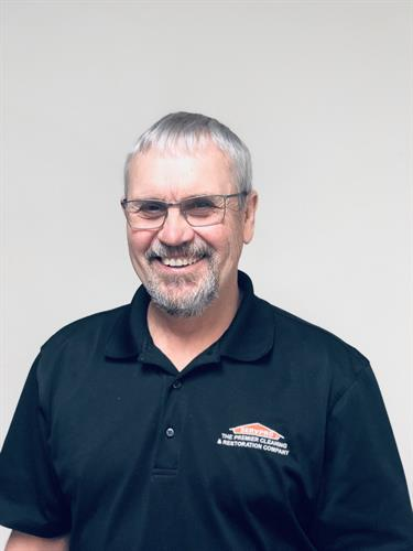 Bruce Hasenbank- President & Co-Owner of SERVPRO of Manistee, Ludington & Cadillac