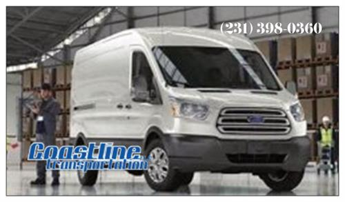 "Ford Transit 250 148"" WB Mid-roof cargo van"