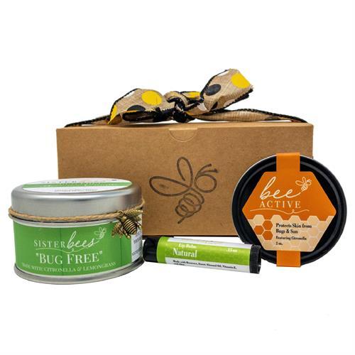 Bee Outdoorsy Gift Set
