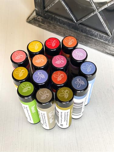All Natural Lip Balm- See all 18 Flavors!!