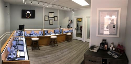 Ludington Showroom