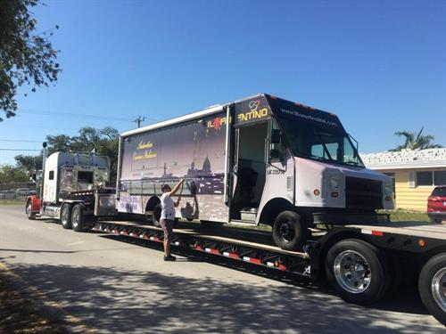 New truck Purchased and shipped from Miami in 2018