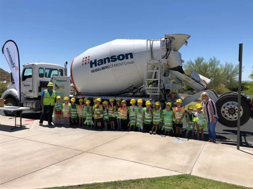 You can never start too early to learn the importance of safety in construction