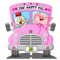 Little Kitchen Creations by Wendy - The Happy Pig Food Truck