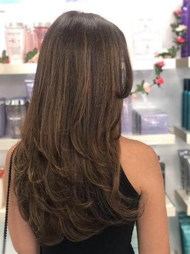 Haircut by Victoria