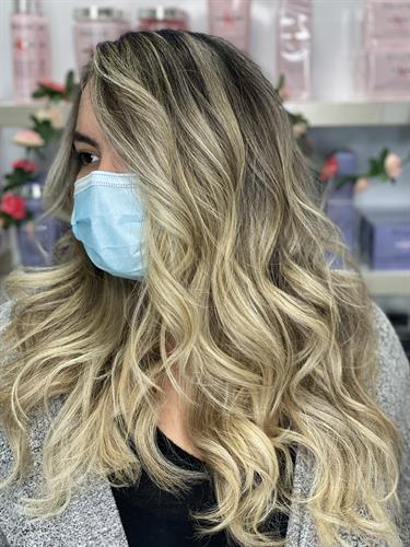 Color by Missy cut by Courtney
