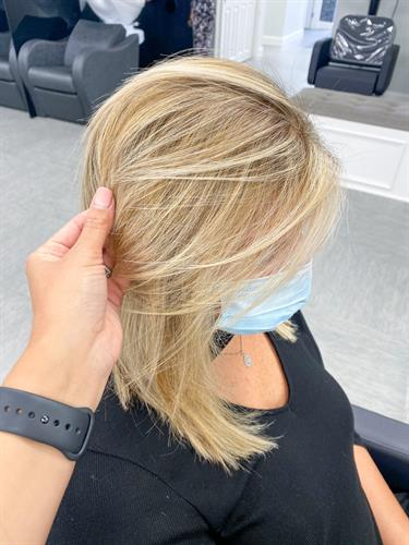Color and cut by Missy