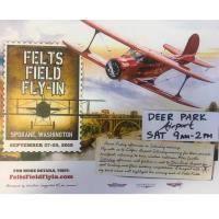 Fly In at Deer Park Airport & Loomis Field