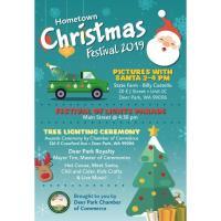 Hometown Christmas Festival & Tree Lighting
