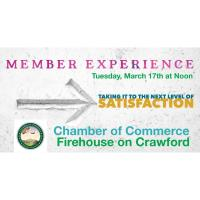 CANCELED: Chamber Members Meeting- Leaders Luncheon