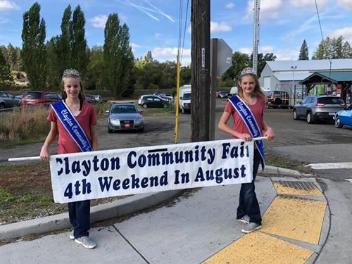Clayton Community Fair